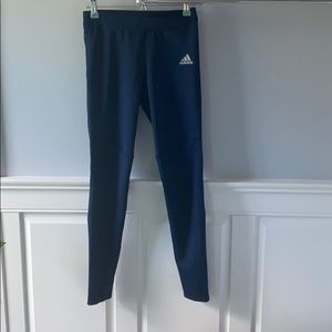 Adidas running tight